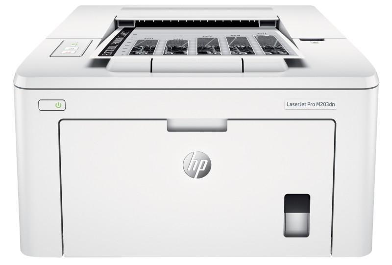 HP LaserJet Pro M203DN Laserdrucker