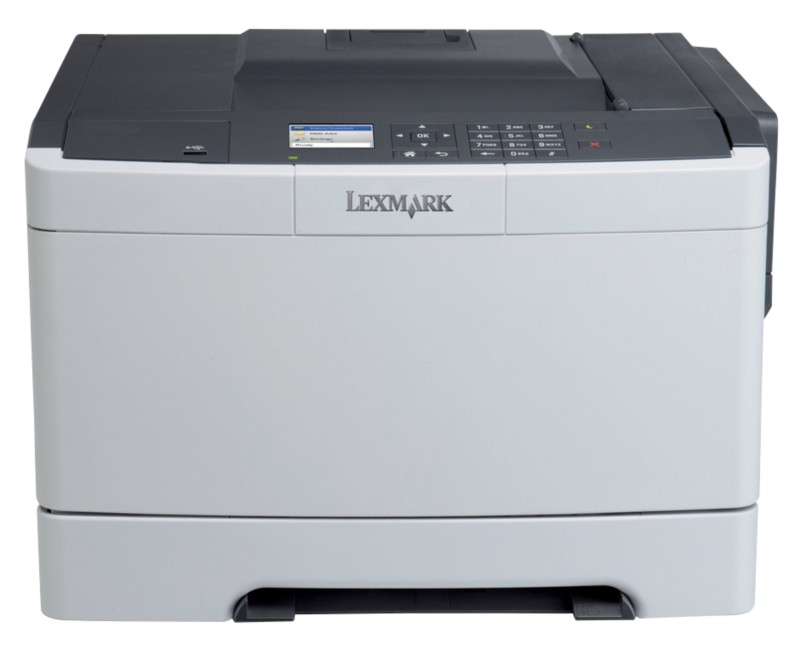 Lexmark CS410n Farb-Laserdrucker