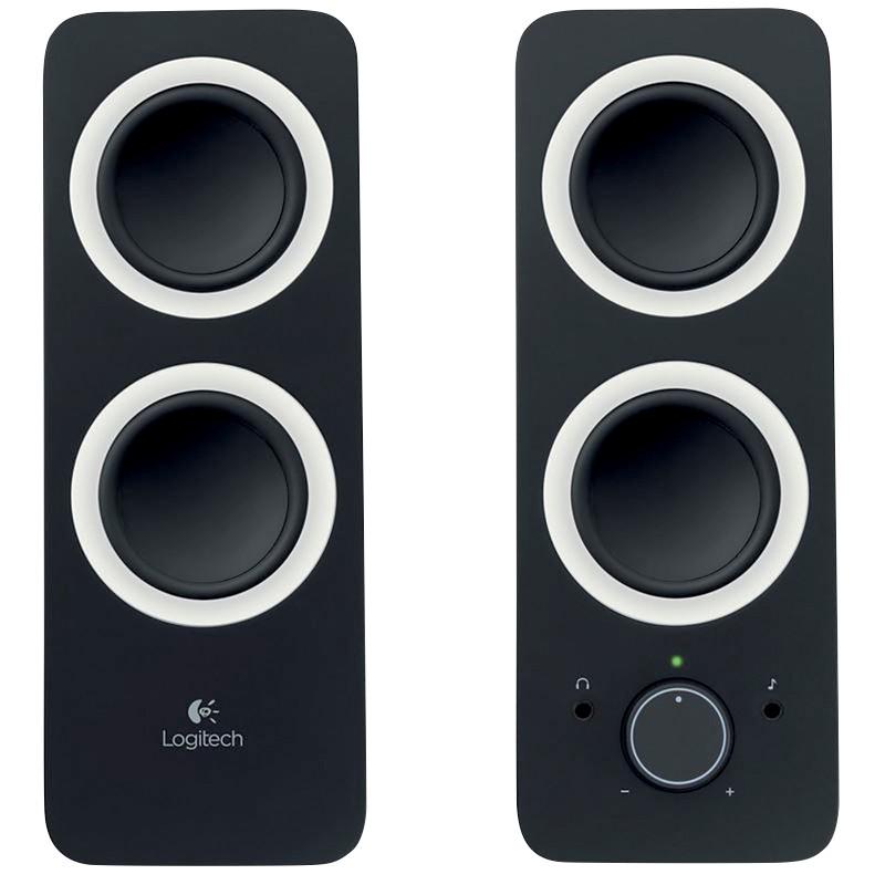 Vorschaubild von Logitech Lautsprecher Z200 Schwarz