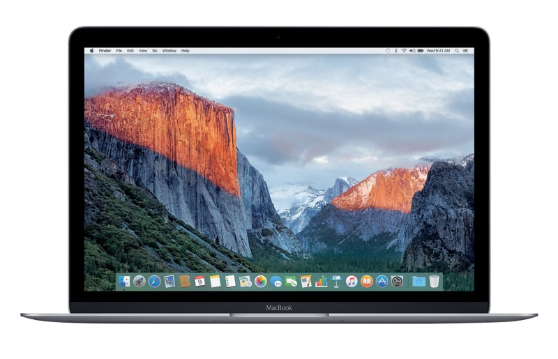 Apple MacBook 30 5 cm (12 ) 256 GB 1.1 GHz dual-core Intel Core m3 (turbo boost up to 2.2 GHz) processor with 4 MB L3 cache