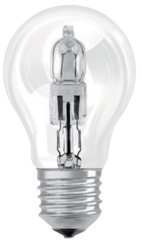Radium Halogen-Standardlampe 230 V 46 W E27
