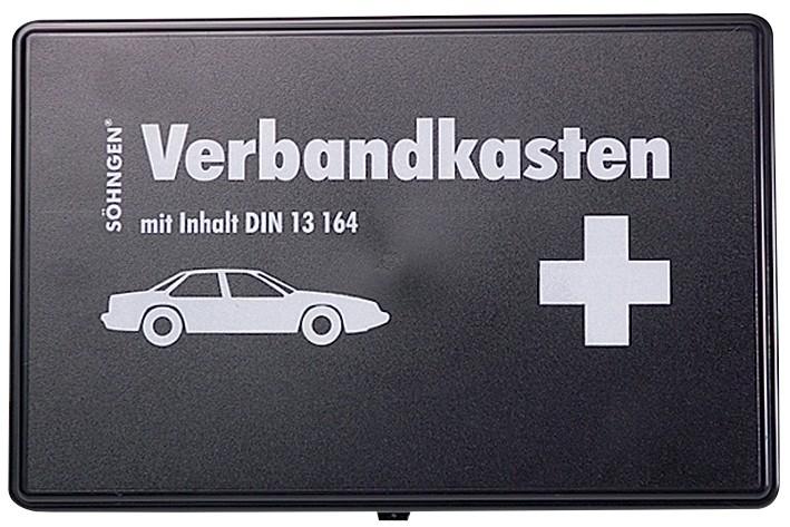 SÖHNGEN KFZ-Verbandkasten DIN 13164 26 x 16 x 8 cm