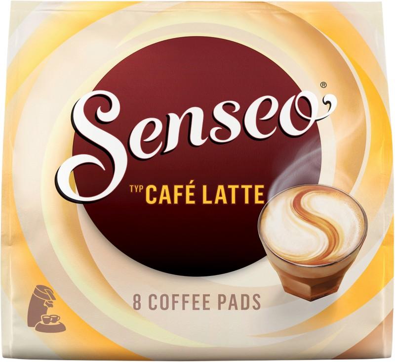 Senseo Kaffepads Café Latte 8 Stück
