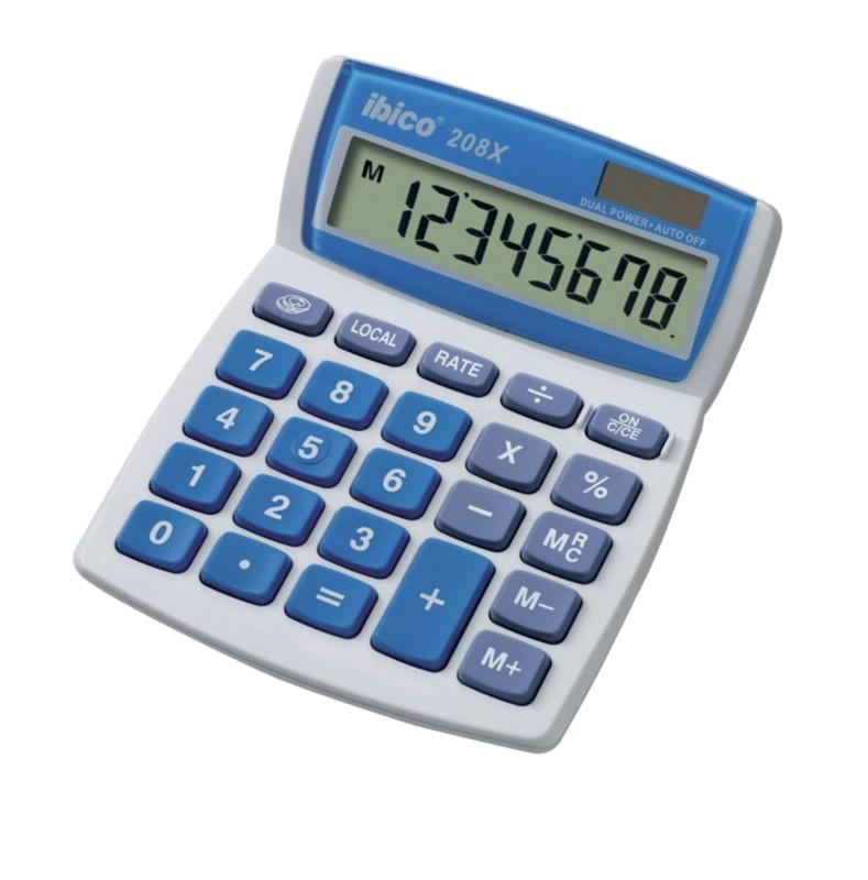 Vorschaubild von ACCO Tischrechner 208X
