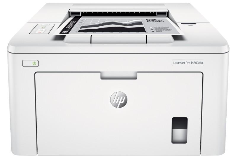 HP LaserJet Pro M203dw Laserdrucker