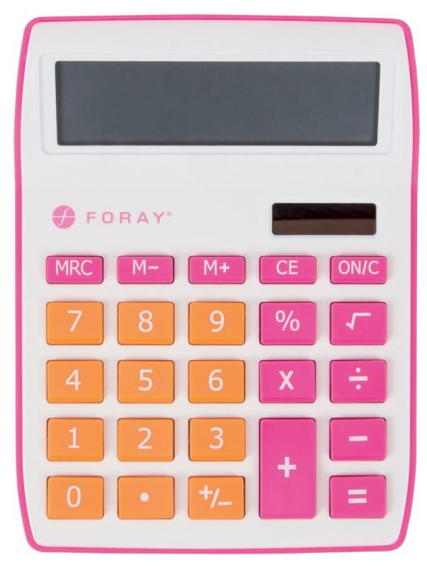 Vorschaubild von Foray Tischrechner Generation Pink