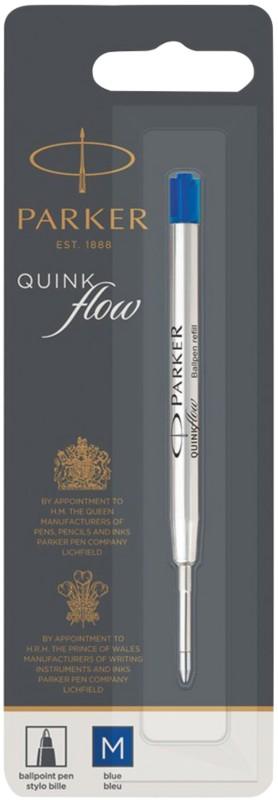 Parker Kugelschreibermine Quinkflow Blister Blau