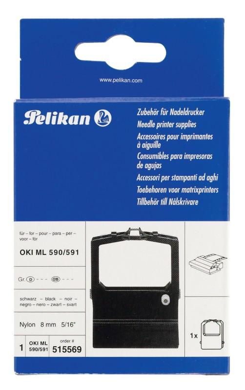 Pelikan Farbband 515569 8 mm Schwarz