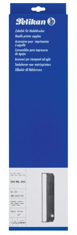 Pelikan Farbband 518167 12 mm Schwarz