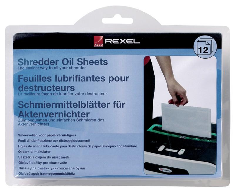 Rexel Ölpapier 2101948 12 Blatt