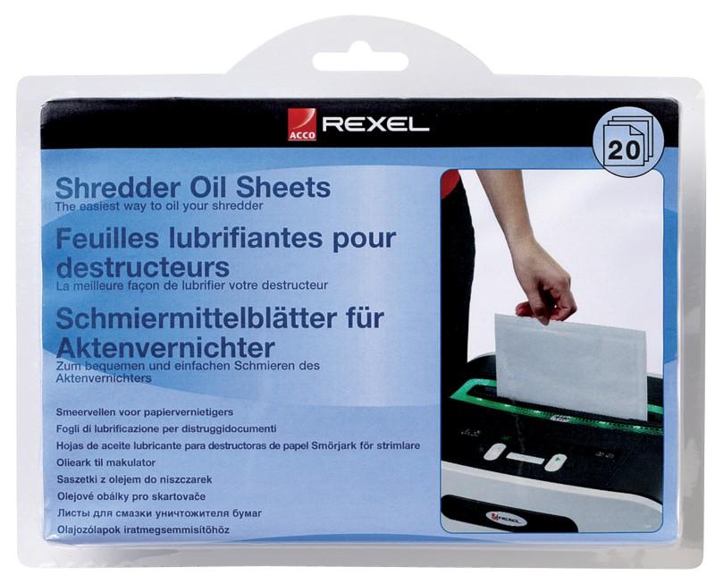 Rexel Ölpapier 2101949 20 Blatt
