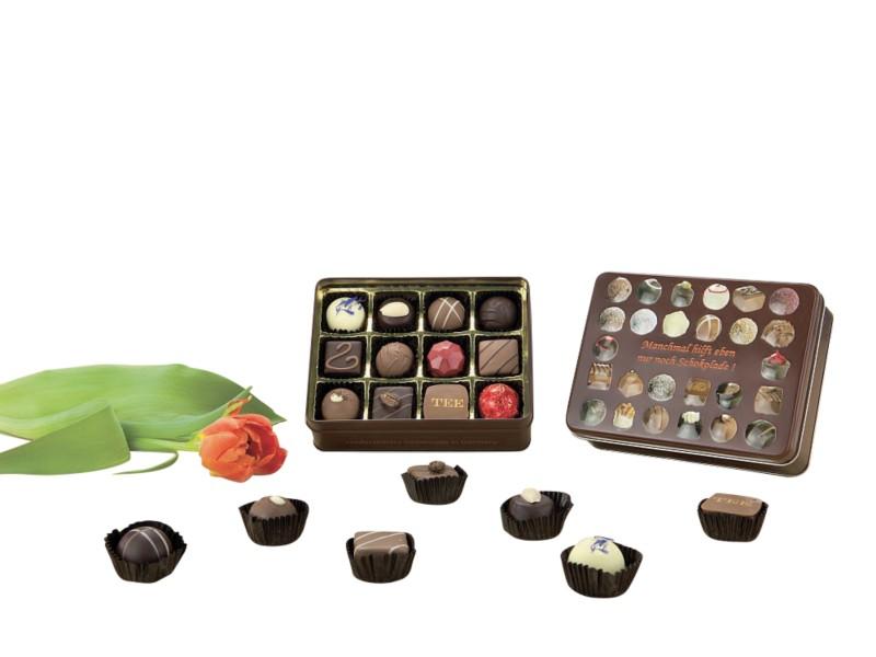 Promo Schokolade