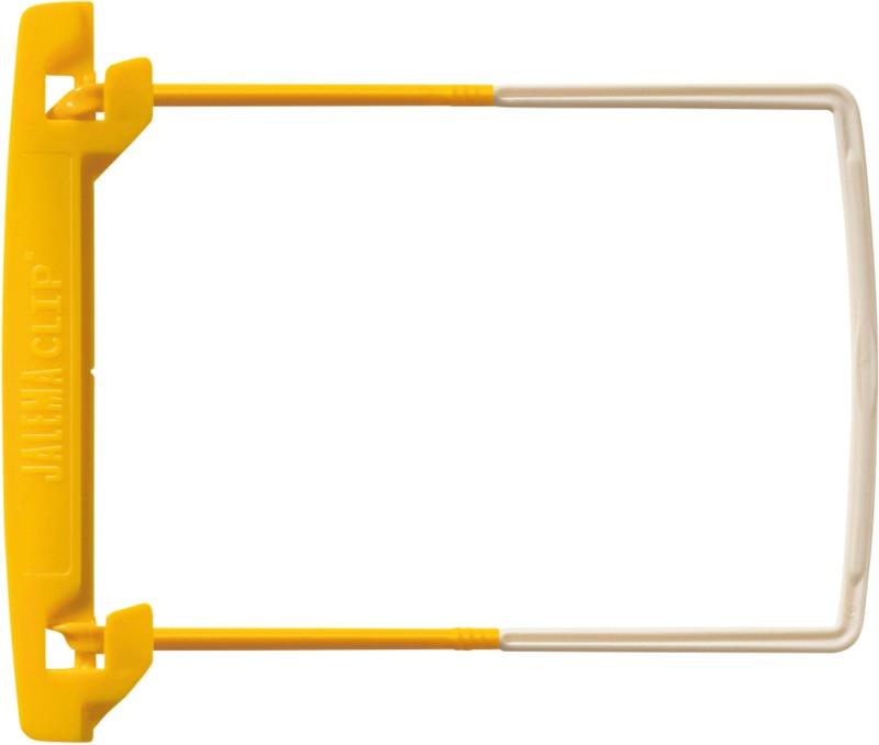 Jalema Abheftbügel Gelb 10 Stück