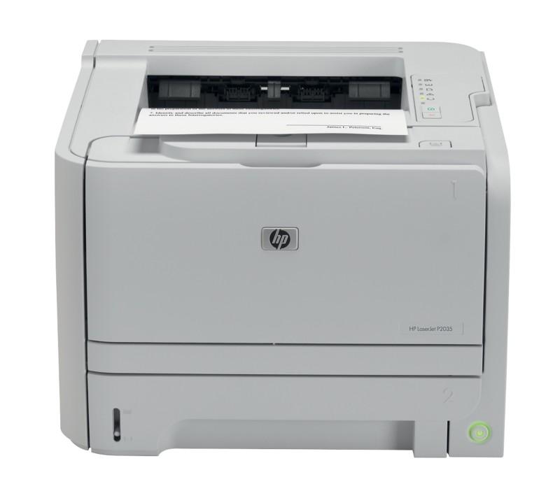 HP Laserjet P2035 Mono-Laserdrucker