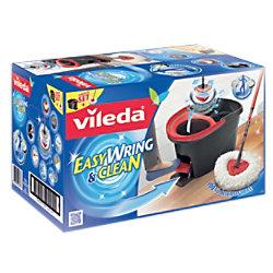 Vileda Wischmopp Set mit EasyWring Schleuder EasyWring & Clean