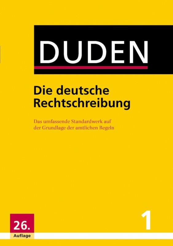 Langenscheidt Wörterbuch Deutsche Rechtschreibu...