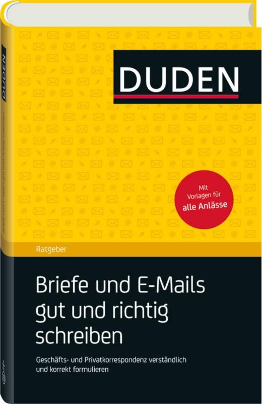 Langenscheidt Buch (Werbeartikel) Briefe und E-...