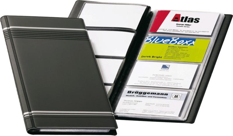 Durable Visitenkartenbuch Visifix/8581-58 anthr...