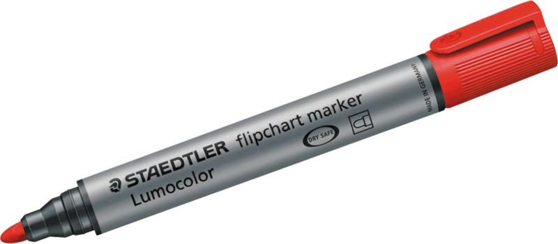 Staedtler Flipchartmarker/356-2 Farbe rot