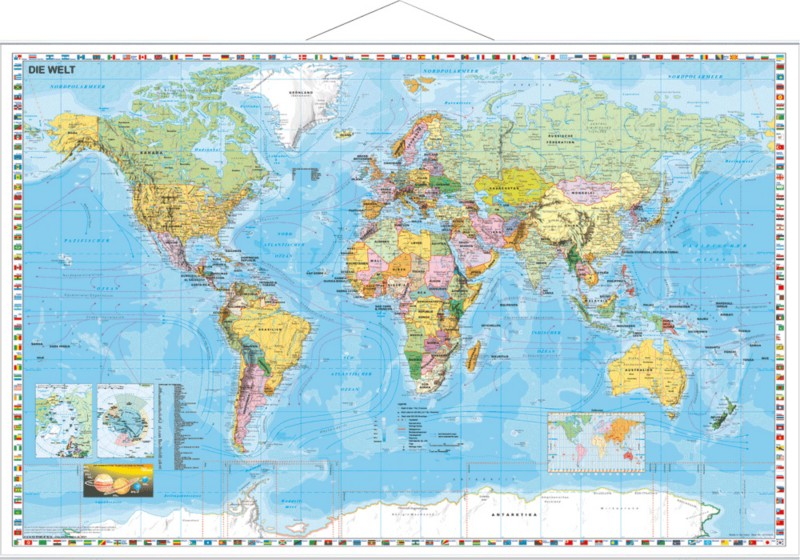 Stiefel Weltkarte/9783938842850