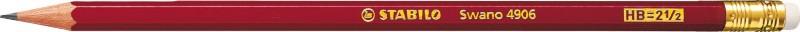 Stabilo swano Bleistift/4906-HB HB