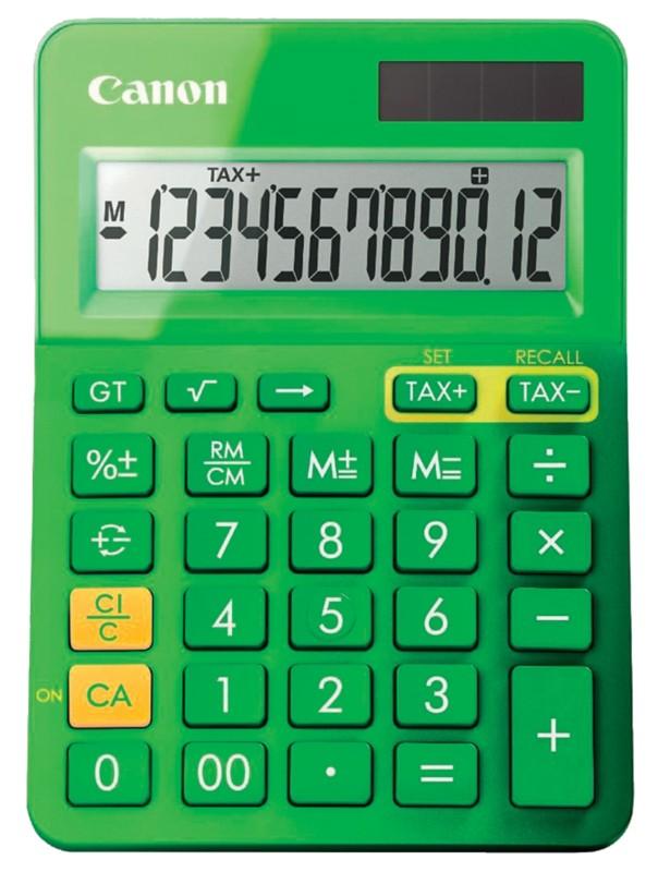 Vorschaubild von Canon Tischrechner LS-123K Grün