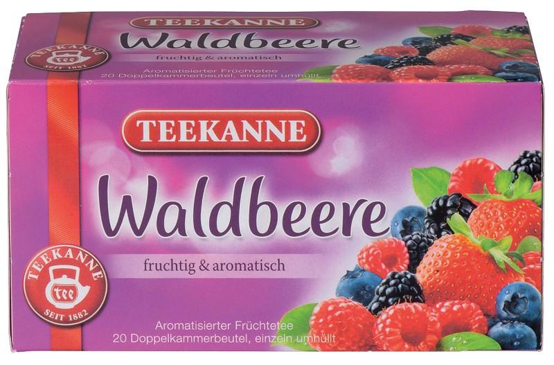 TEEKANNE Tee Waldbeere 20 Stück