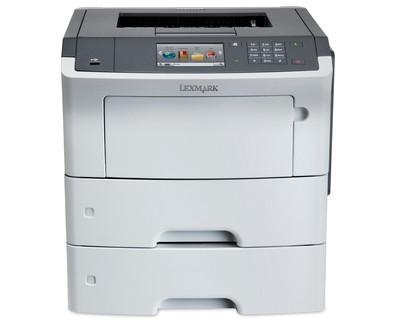 Lexmark Mono-Laserdrucker MS610dte