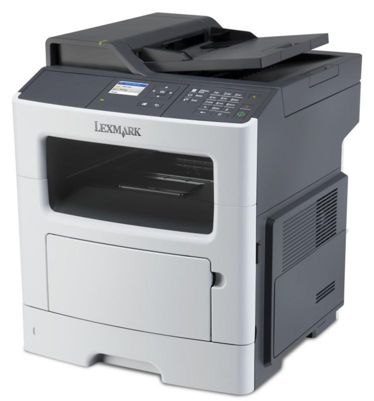 Lexmark 4-in-1 Mono-Laserdrucker MX410de