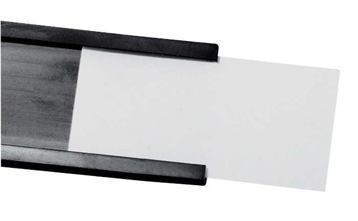 MAGNETOPLAN Folie 17740 Weiß/Transparent
