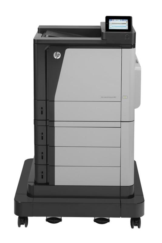 Vorschaubild von HP M651xH Farb-Laserdrucker