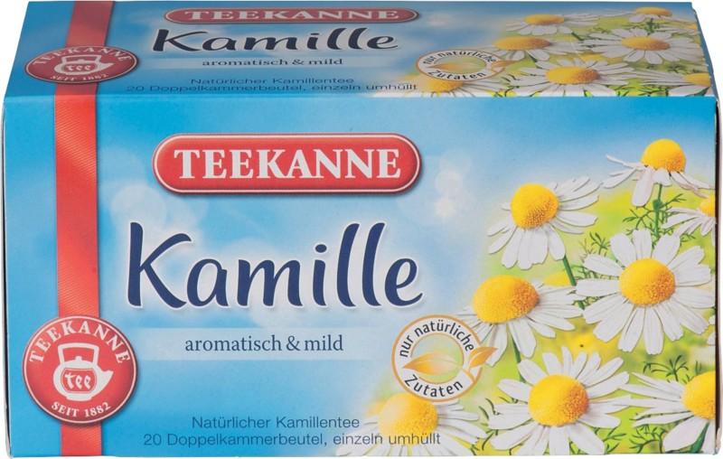 TEEKANNE Tee Kamille 20 Stück