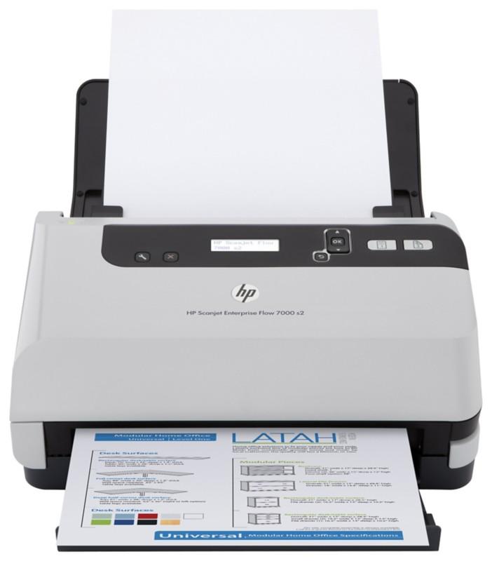 Vorschaubild von HP Scanner 7000 s2 Kohlenfarben