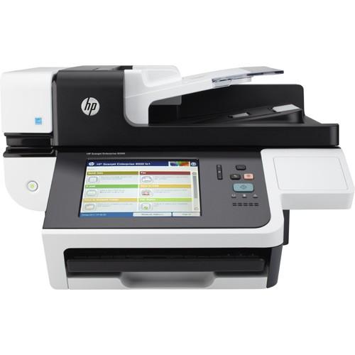 Vorschaubild von HP Scanner HP Scanjet Enterprise 8500