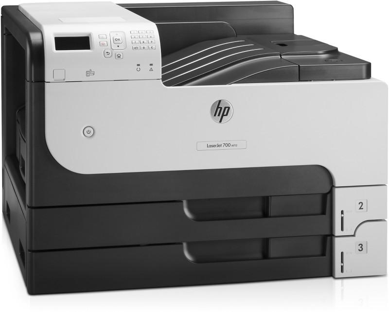 HP M712XH Mono-Laserdrucker