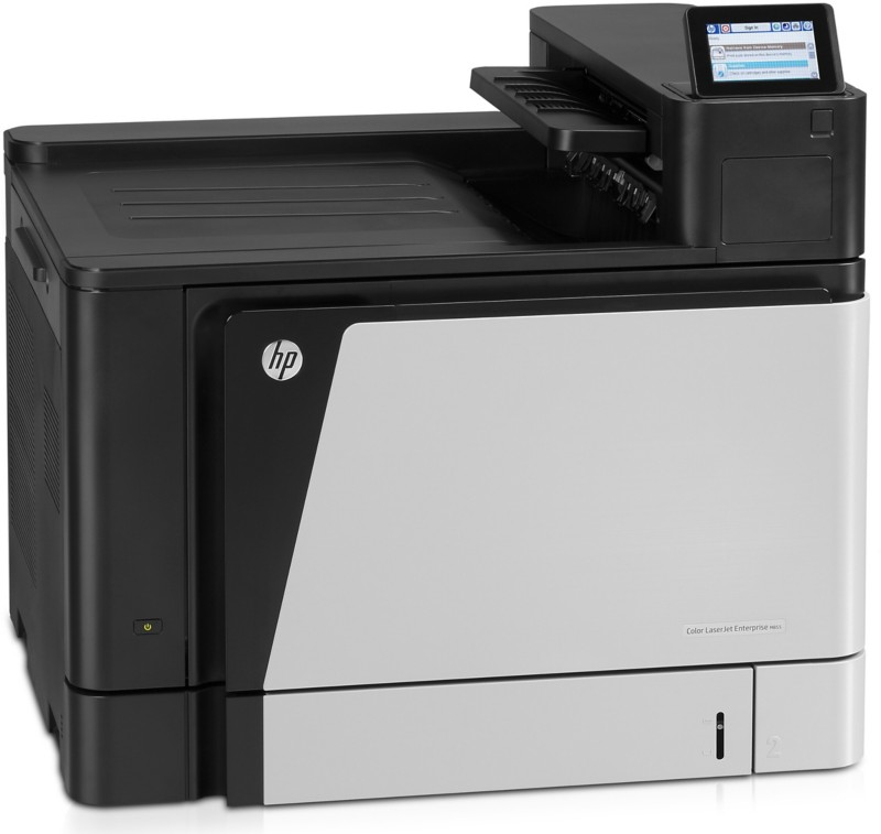 HP M855DN Farb-Laserdrucker