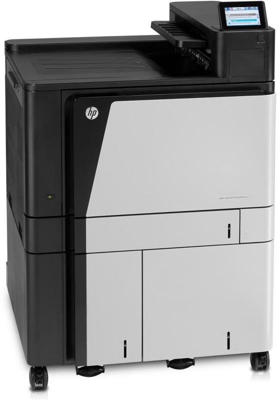 HP M855X+ Farb-Laserdrucker