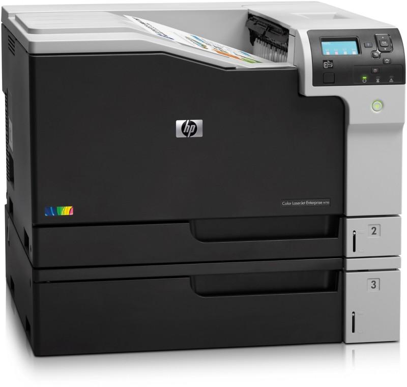 HP M750N Farb-Laserdrucker