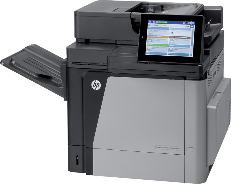 HP M680DN 3-in-1 Farb-Laserdrucker