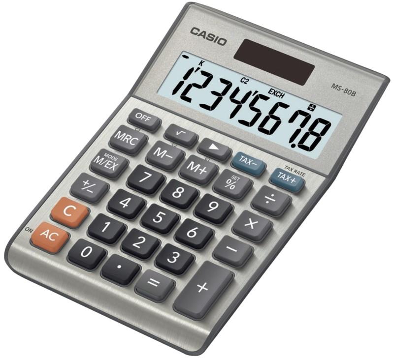 Vorschaubild von Casio Tischrechner MS-80B