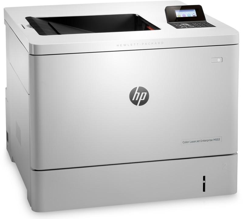 HP Color LaserJet Enterprise M553N Farb-Laserdr...