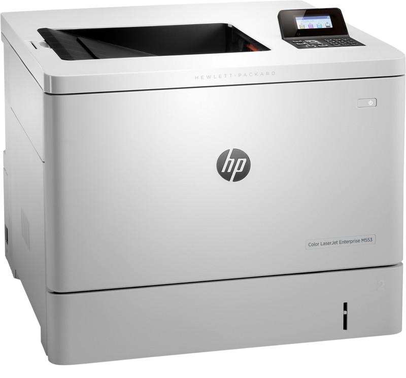HP Color LaserJet Enterprise M553DN Farb-Laserd...