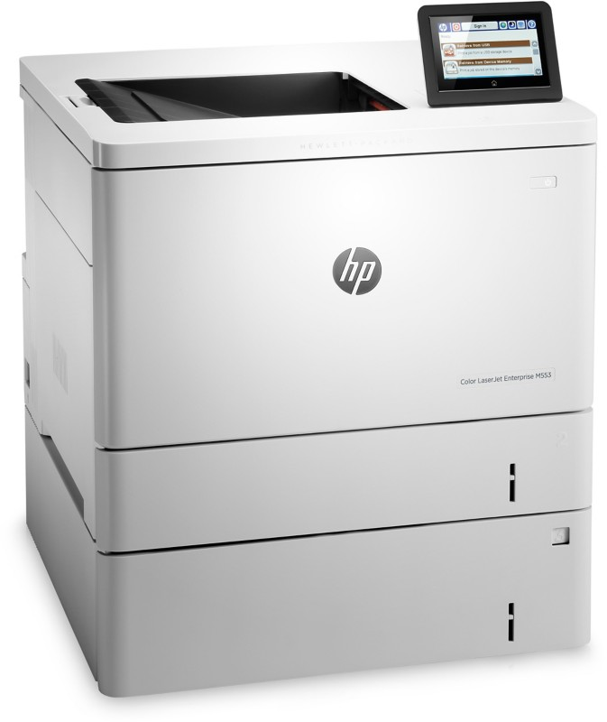 HP Color LaserJet Enterprise M553X Farb-Laserdr...