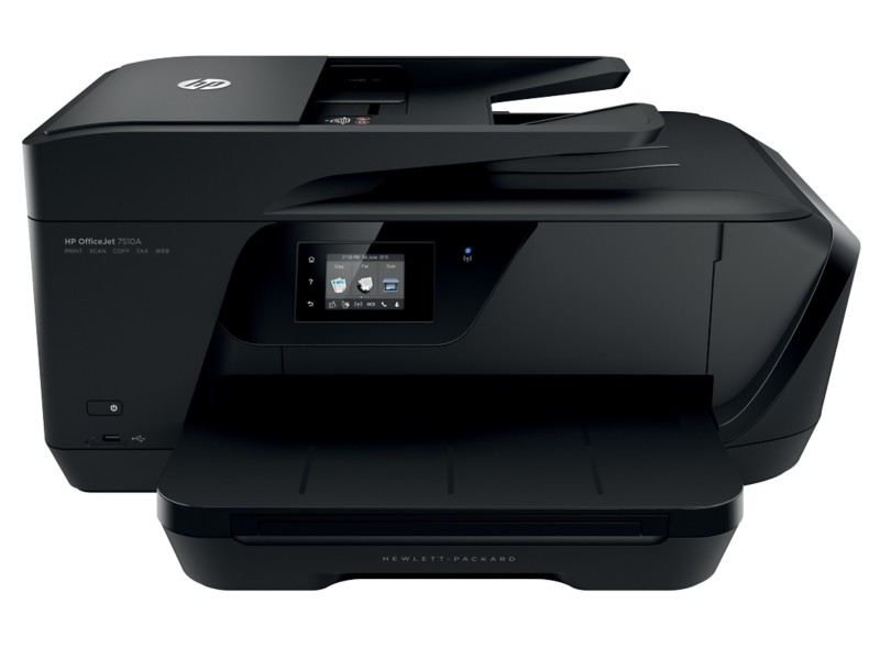 HP Officejet 7510 Farb Tintenstrahl All-in-One ...