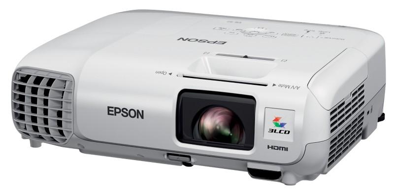 Epson LCD-Projektor EB-S27