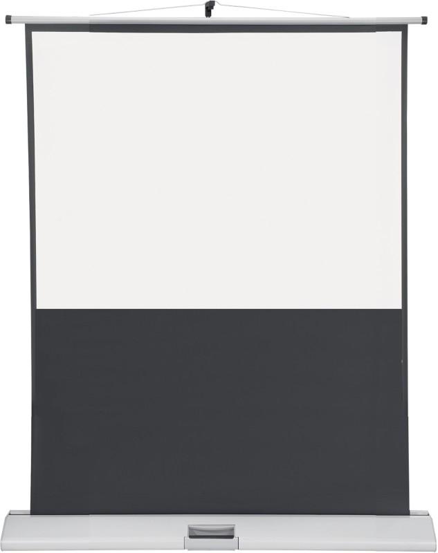 Franken Bildleinwand X-Tra Hellgrau 120 x 90 cm