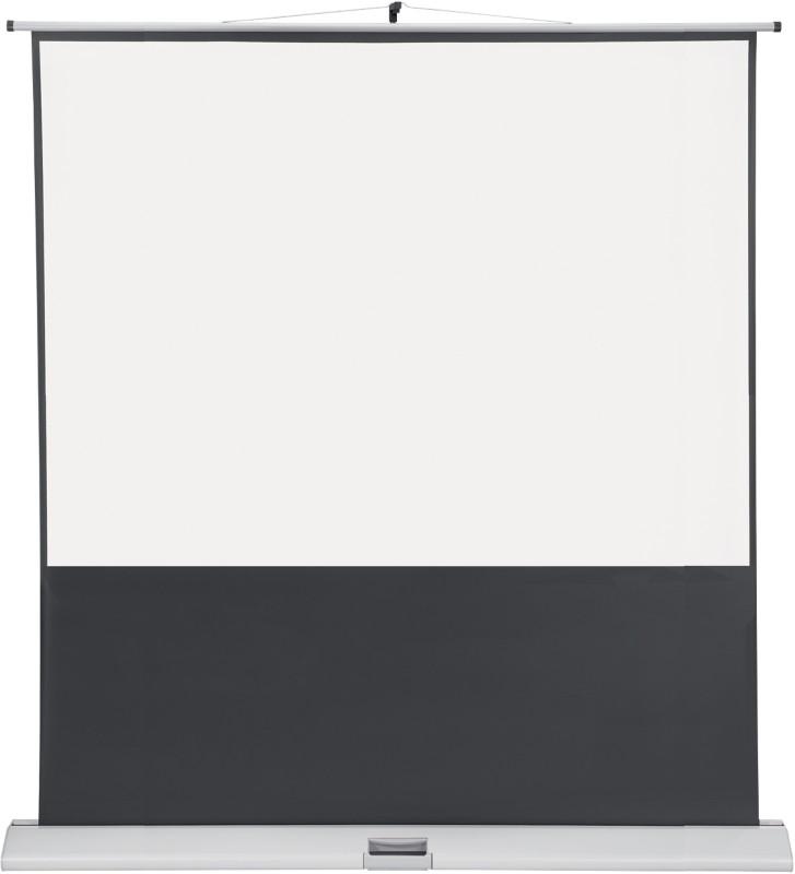 Franken Bildleinwand X-Tra Hellgrau 180 x 135 cm