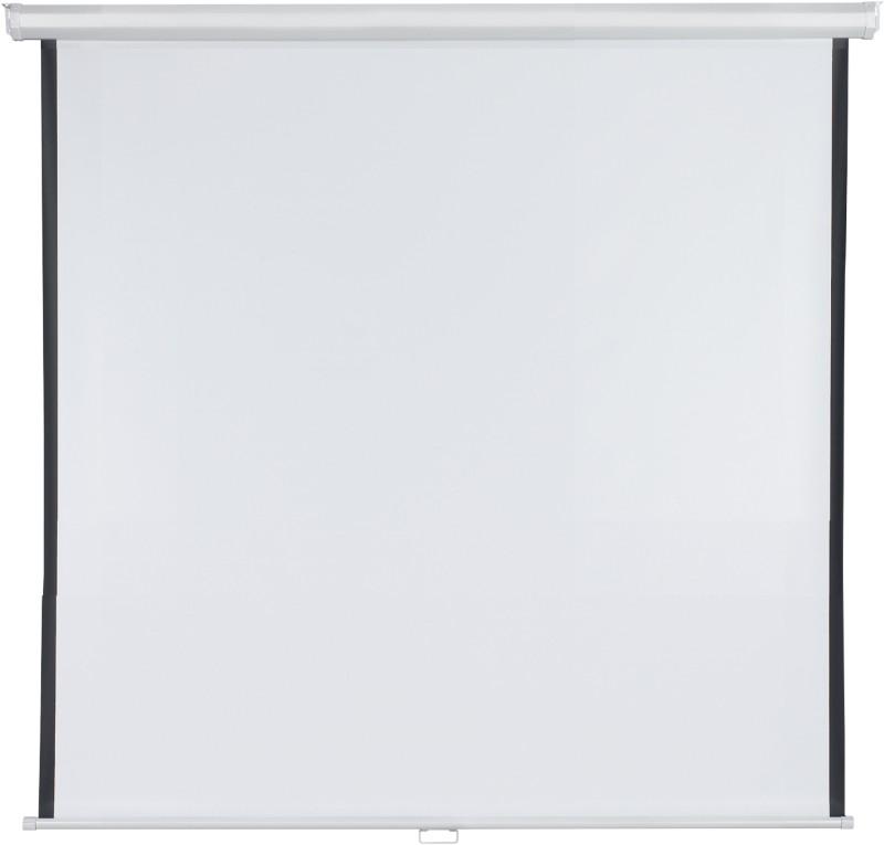 Franken Rolloleinwand X-Tra!Line Weiß 150 x 150 cm