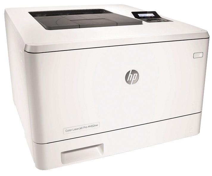 HP M452nw Farb-Laserdrucker