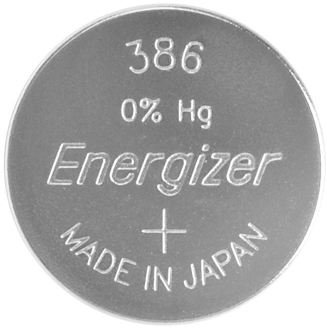 Energizer Knopfzelle Alkaline 386